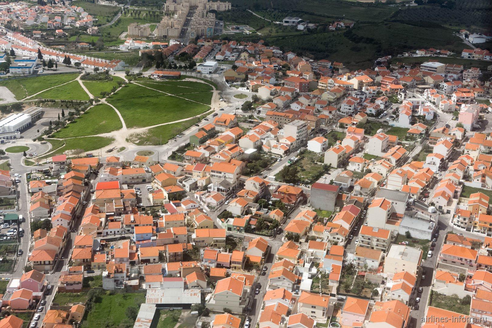 Пригороды Лиссабона