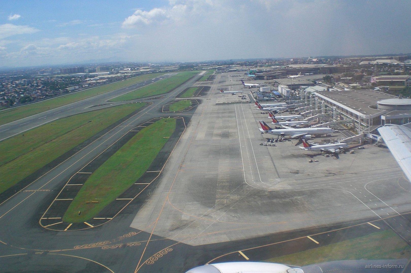 Аэропорт Манила имени Никой Акуино