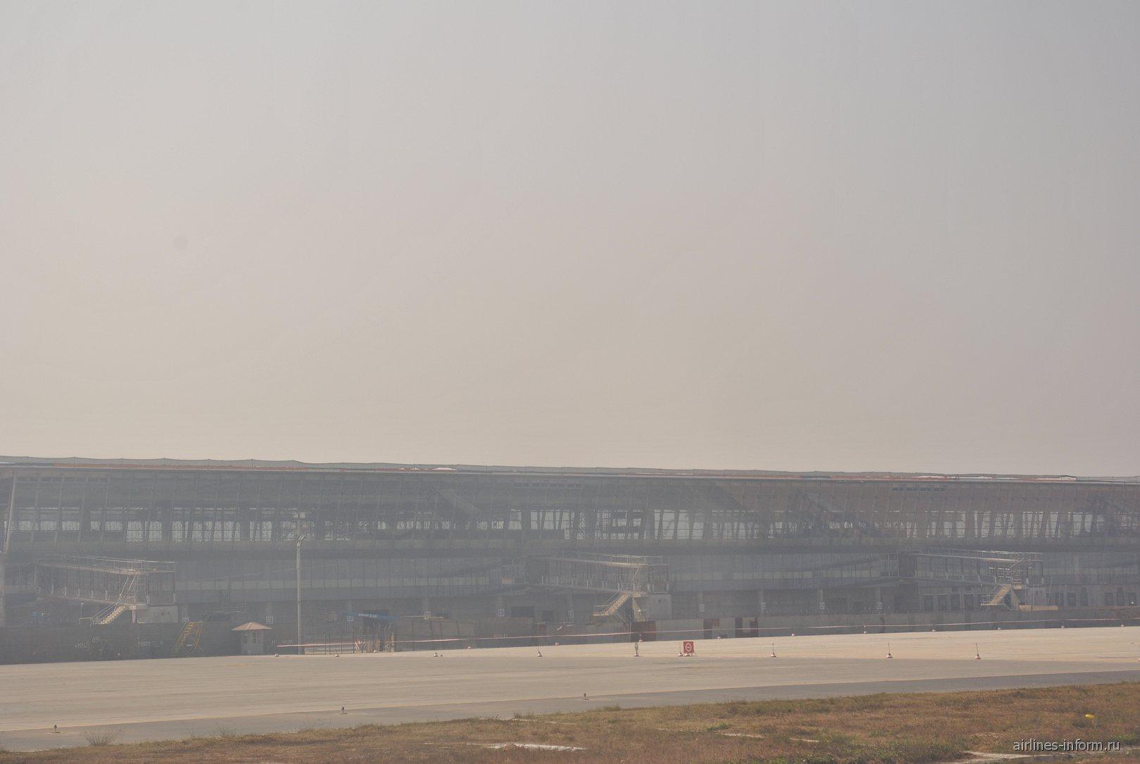 В аэропорту Ханоя