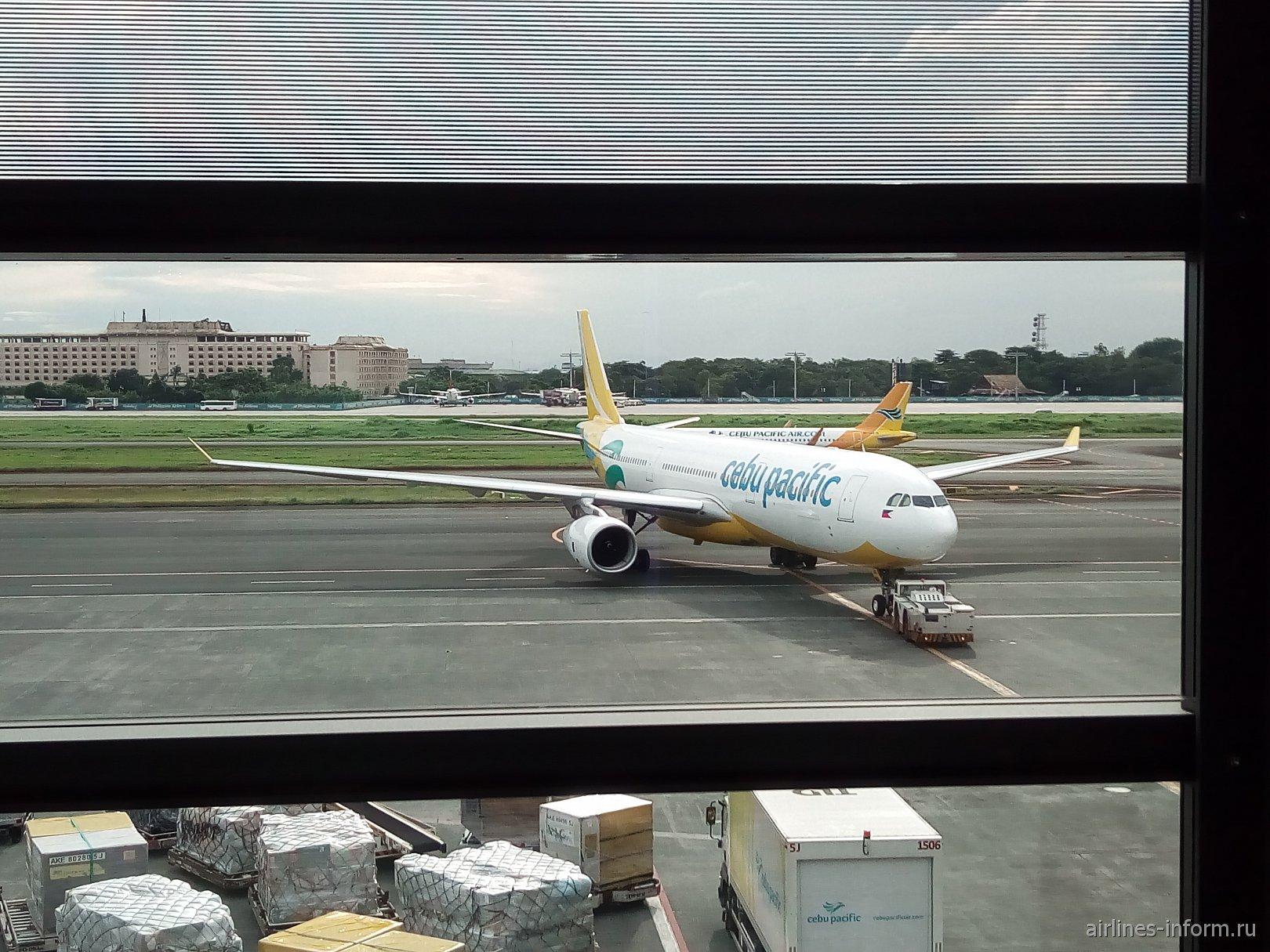 Манила - Дубай на А330 Cebu Pacific, или самый красивый в жизни полёт