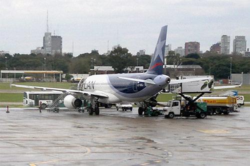 Из Буэнос-Айреса (аэропорт Jorge Newbery) в Сан-Карлос-де-Барилоче