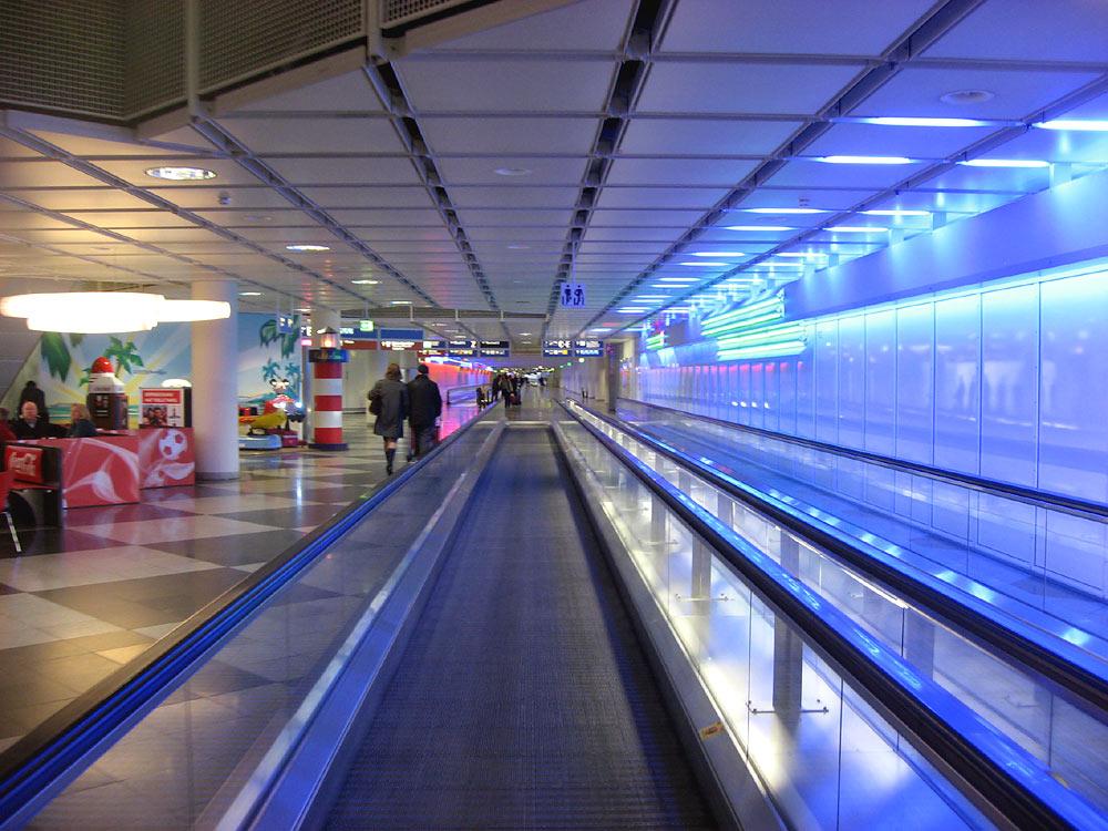 Terminal 1of Munich Airport
