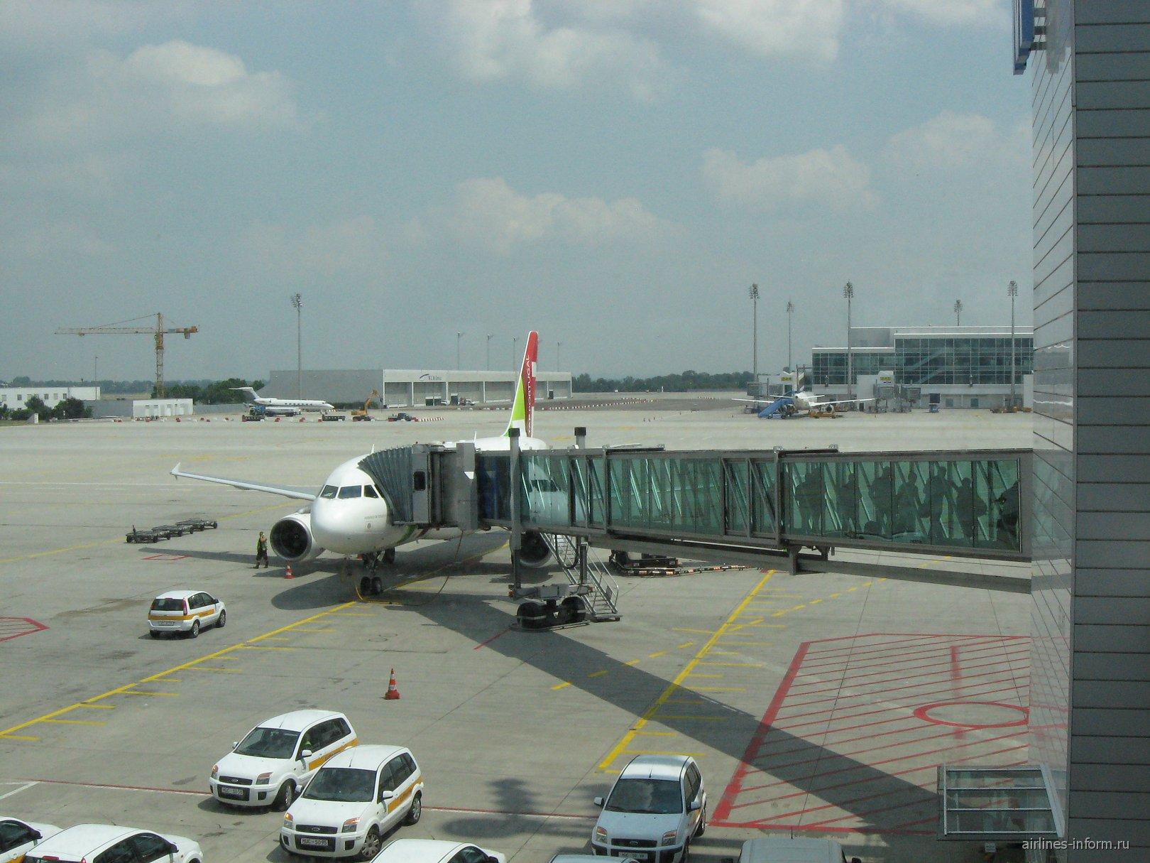 A319 CS-TTD TAP Portugal