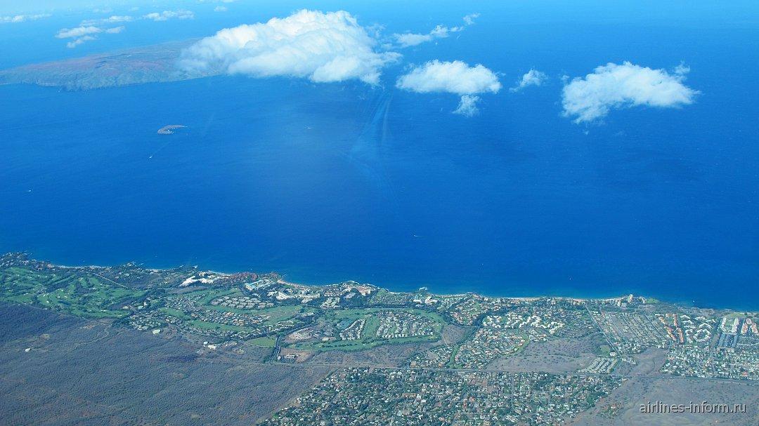 Пляжи западного побережья острова Мауи