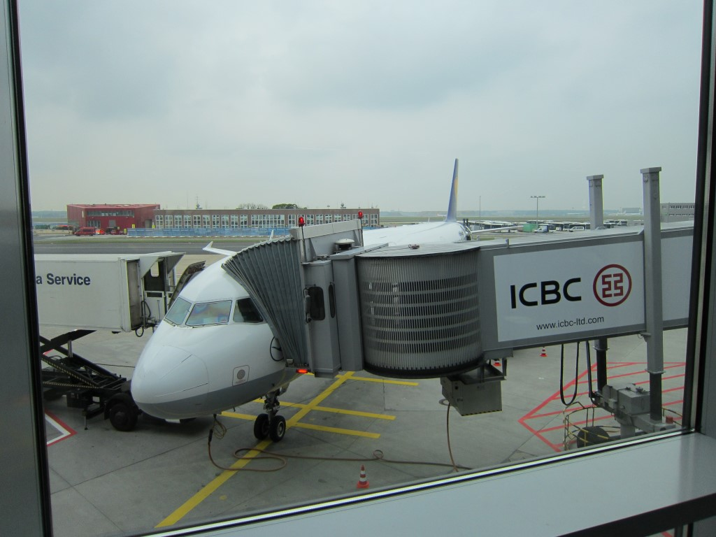Airbus A321 авиакомпании Люфтганза