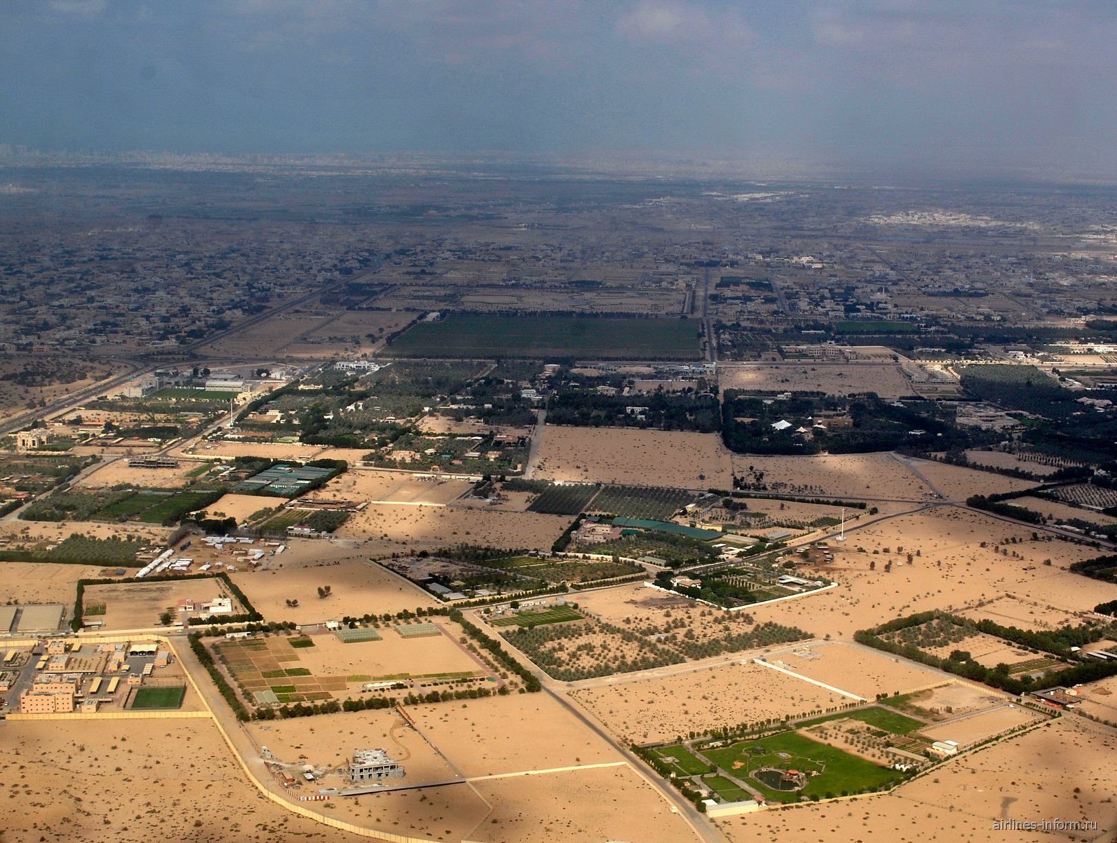 Эмират Шарджа в ОАЭ
