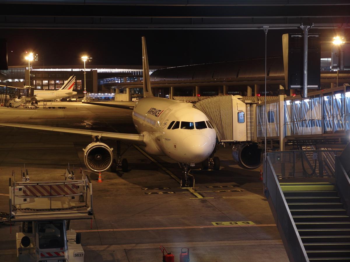 Париж - Касабланка с Air France. Путешествие в Марокко, часть 3.