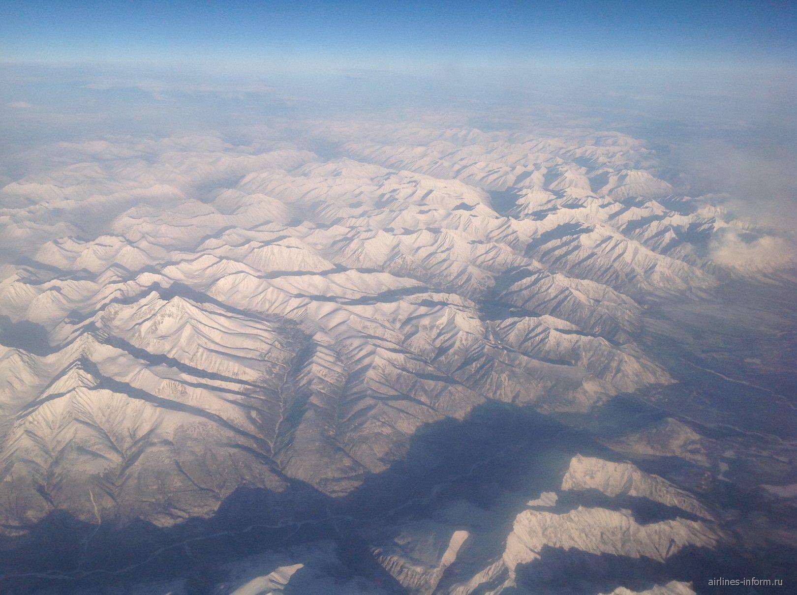 Горы в Забайкалье