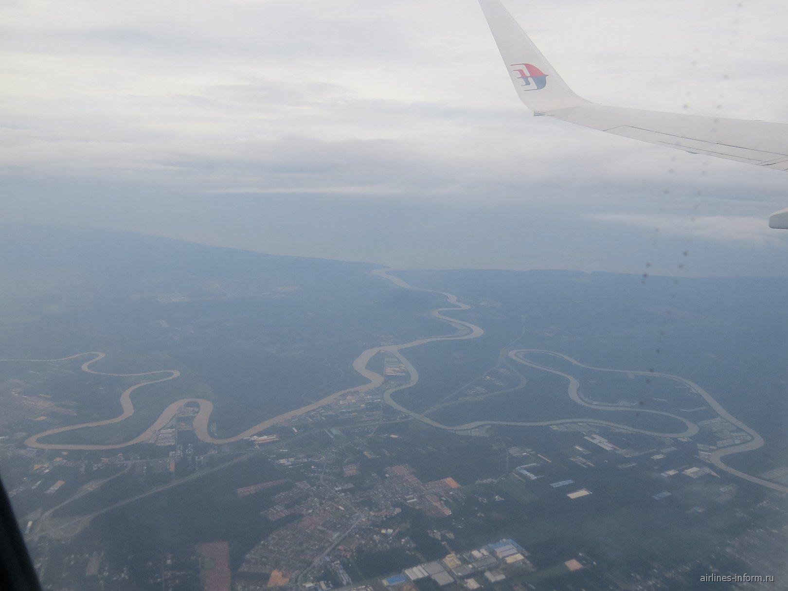 рейс Куала-Лумпур авиакомпании Malaysia Airlines