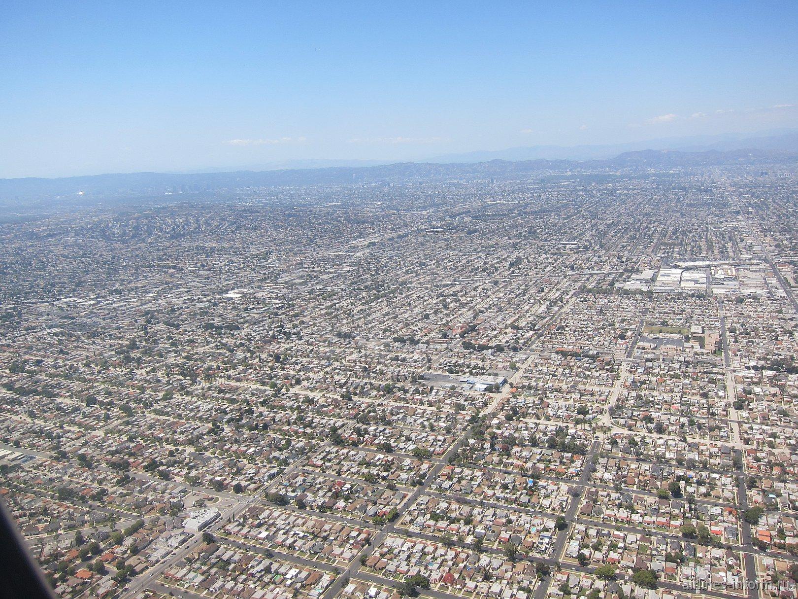Пригороды Лос-Анджелеса