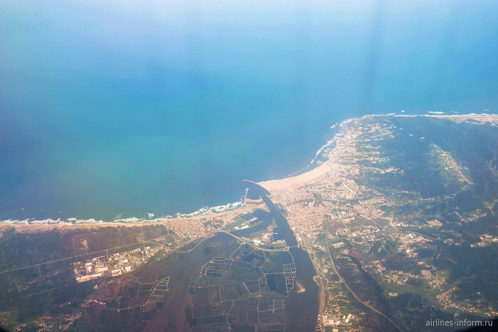 Порт Фигейра-да-Фош в Португалии