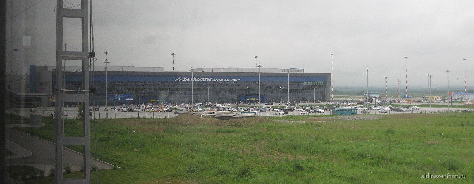 Аэропорт Владивосток Кневичи