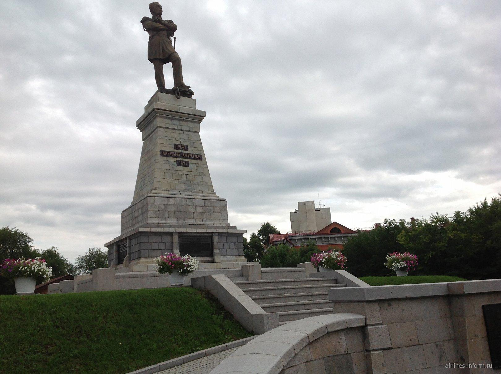 Город Хабаровск