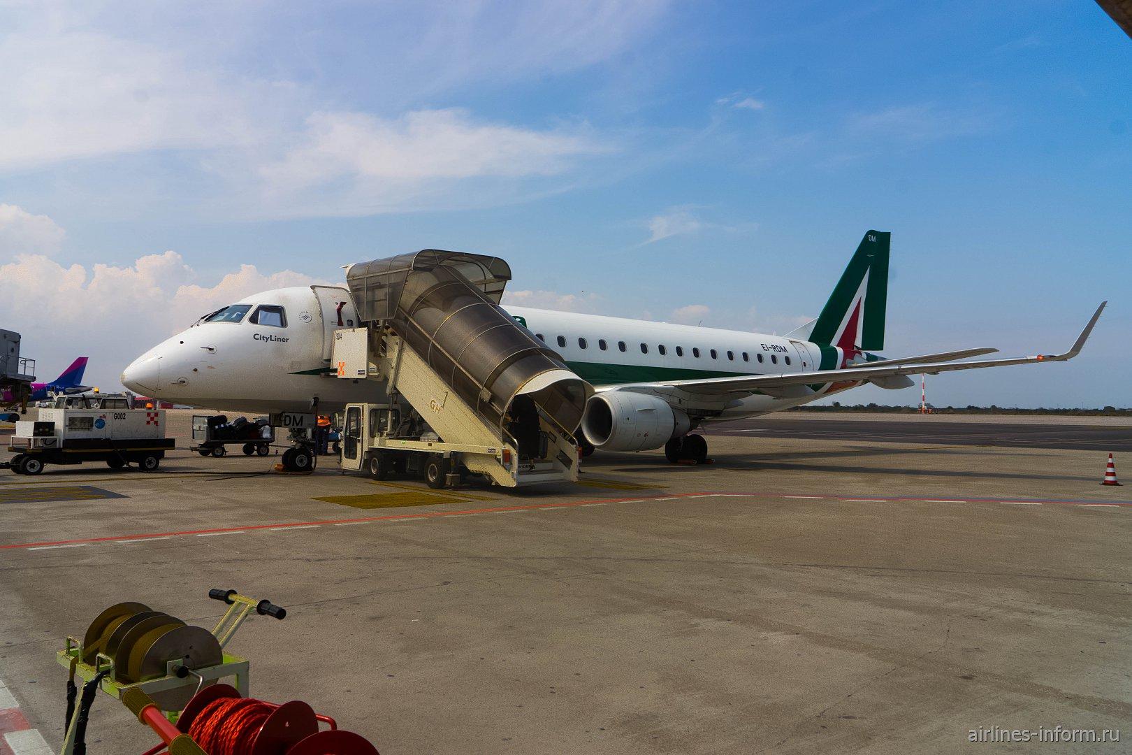 Бари - Милан Линате AZ1648 Alitalia