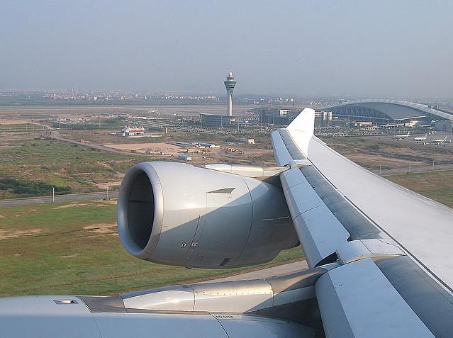 Lufthansa: рейс Астана-Алматы-Франкфурт-на-Майне-Гуанчжоу