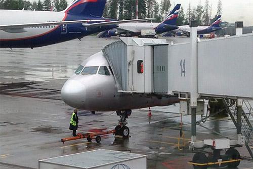 Aeroflot Москва-Екатеринбург SU1401/02 A321/320 (Туда и обратно). Часть первая туда