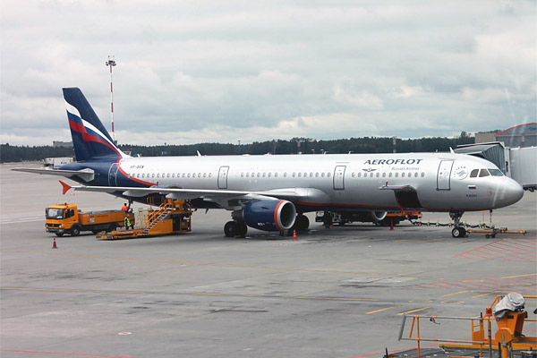 Москва Шереметьево (Терминал D) - Барселона (Терминал 1) - Москва Шереметьево (Терминал D) с Аэрофлотом