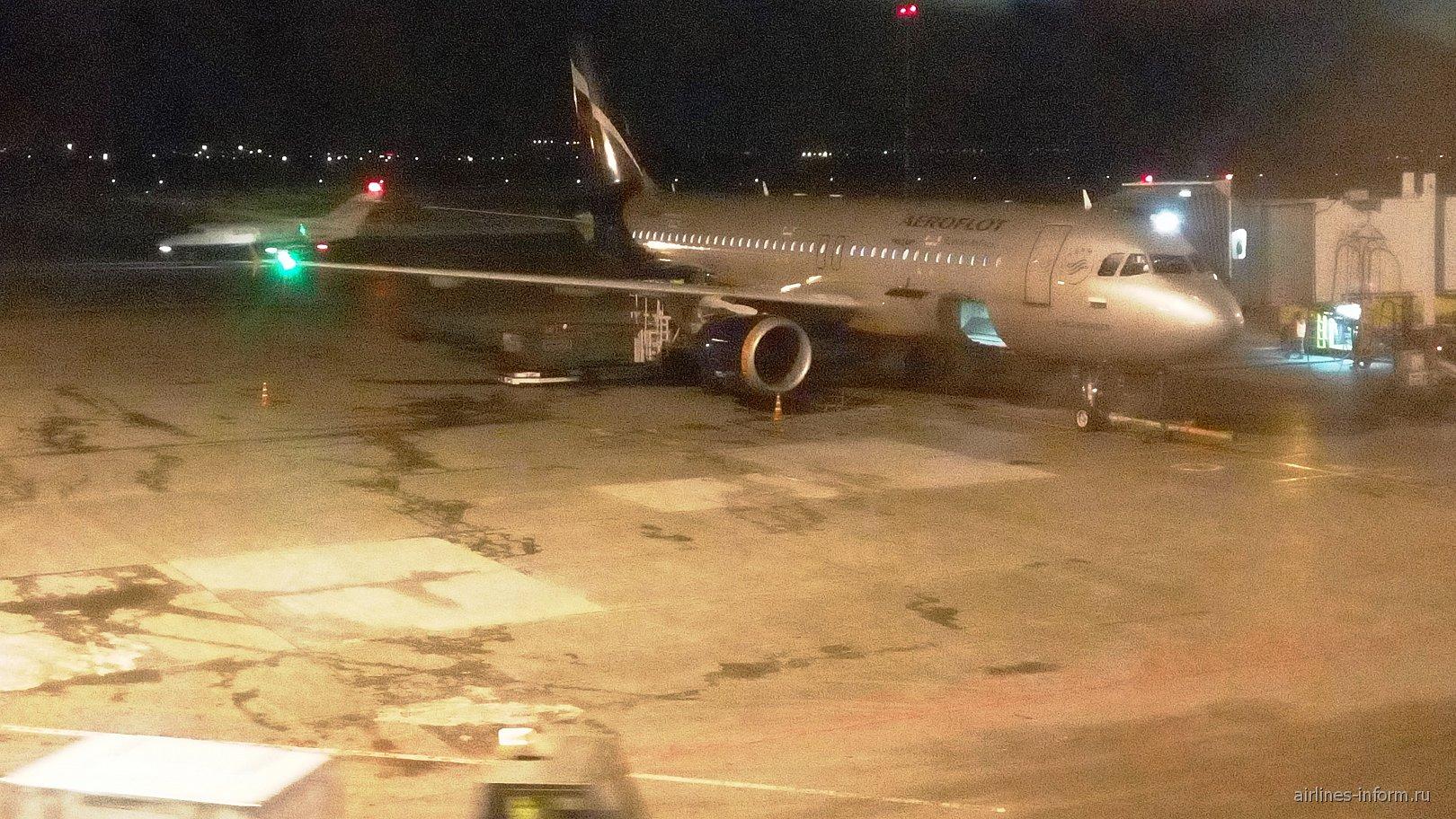 Екатеринбург - Москва на А320 Аэрофлота: летаем за Спасибо