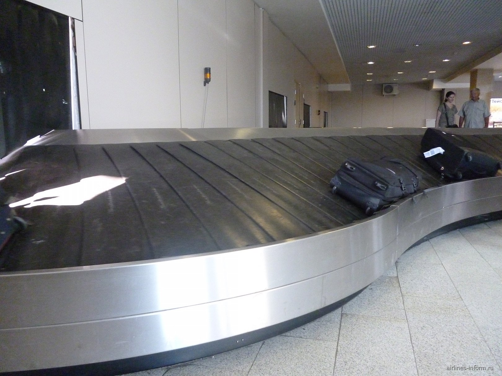 В аэропорту Уфы