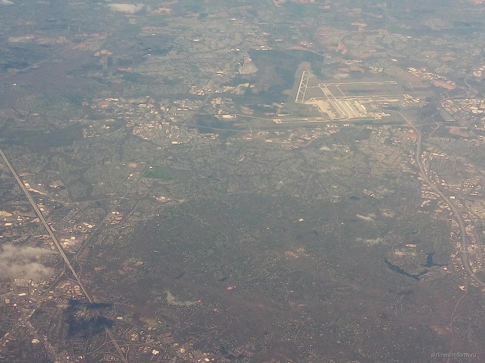 В полете над США рейсом Москва-Гавана