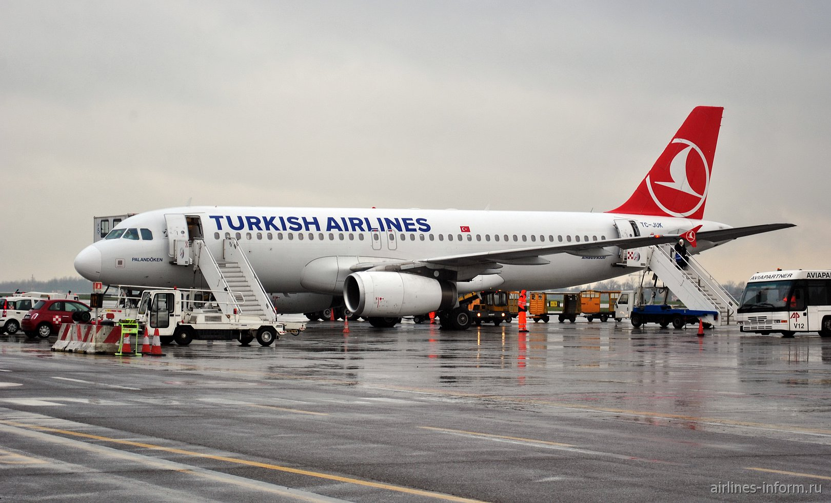 Widen Your World: открывая Америку с лучшей авиакомпанией Европы. Стамбул Ататюрк (IST) - Болонья (BLQ) на Airbus A320 Turkish Airlines