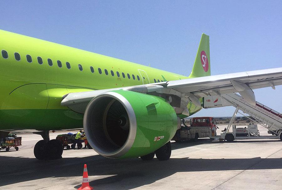 Погружение в зелень: Москва - Аликанте с S7