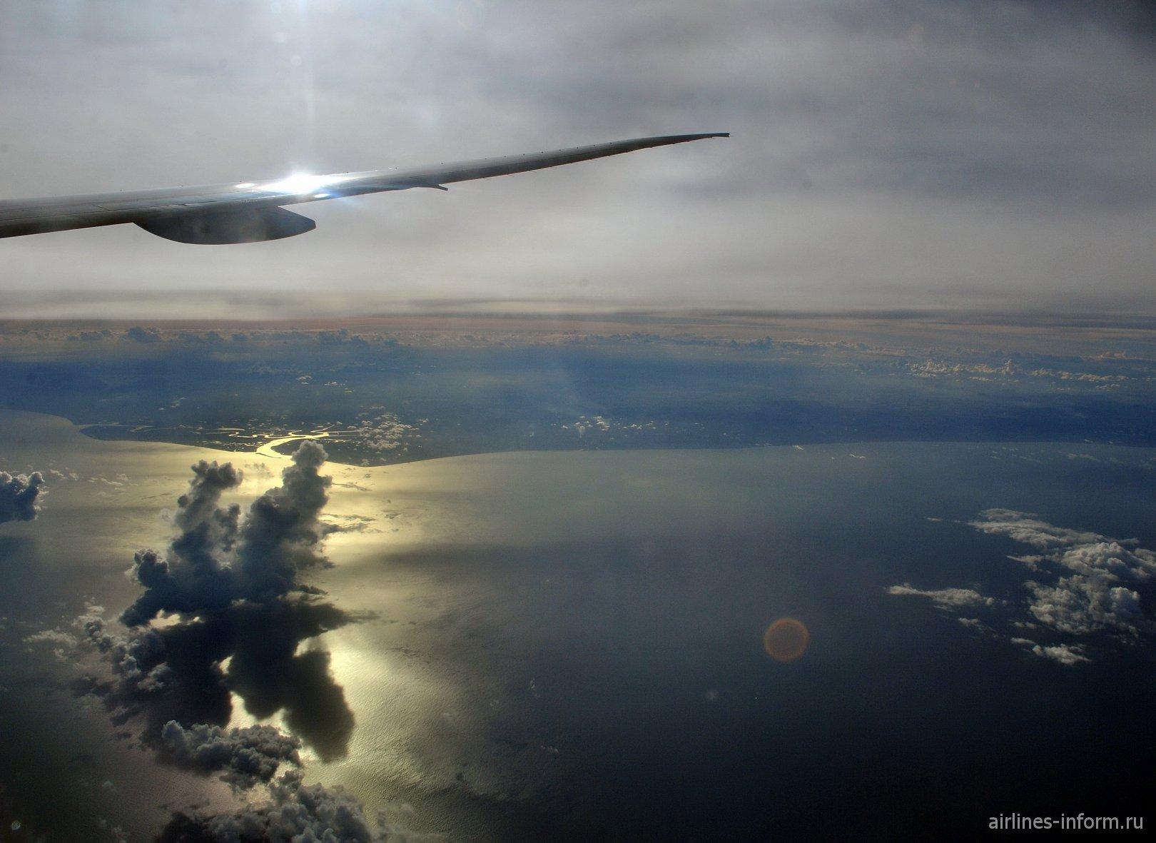 Widen Your World: открывая Америку с лучшей авиакомпанией Европы. Стамбул Ататюрк (IST) - Сан-Паулу Гуарульюс (GRU) на Boeing 777-300ER Turkish Airlines