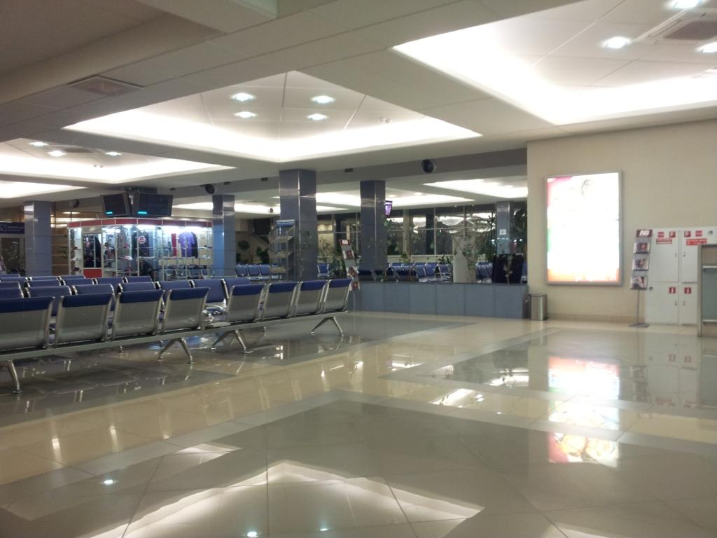 В аэропорту Омска