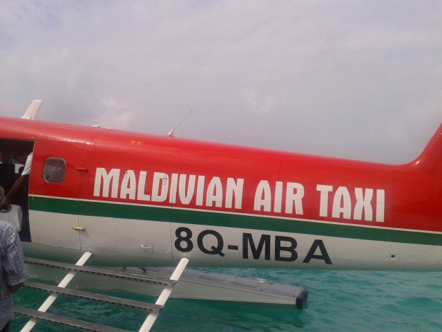 DHC-6 Twin Otter of Maldivian Air Taxi