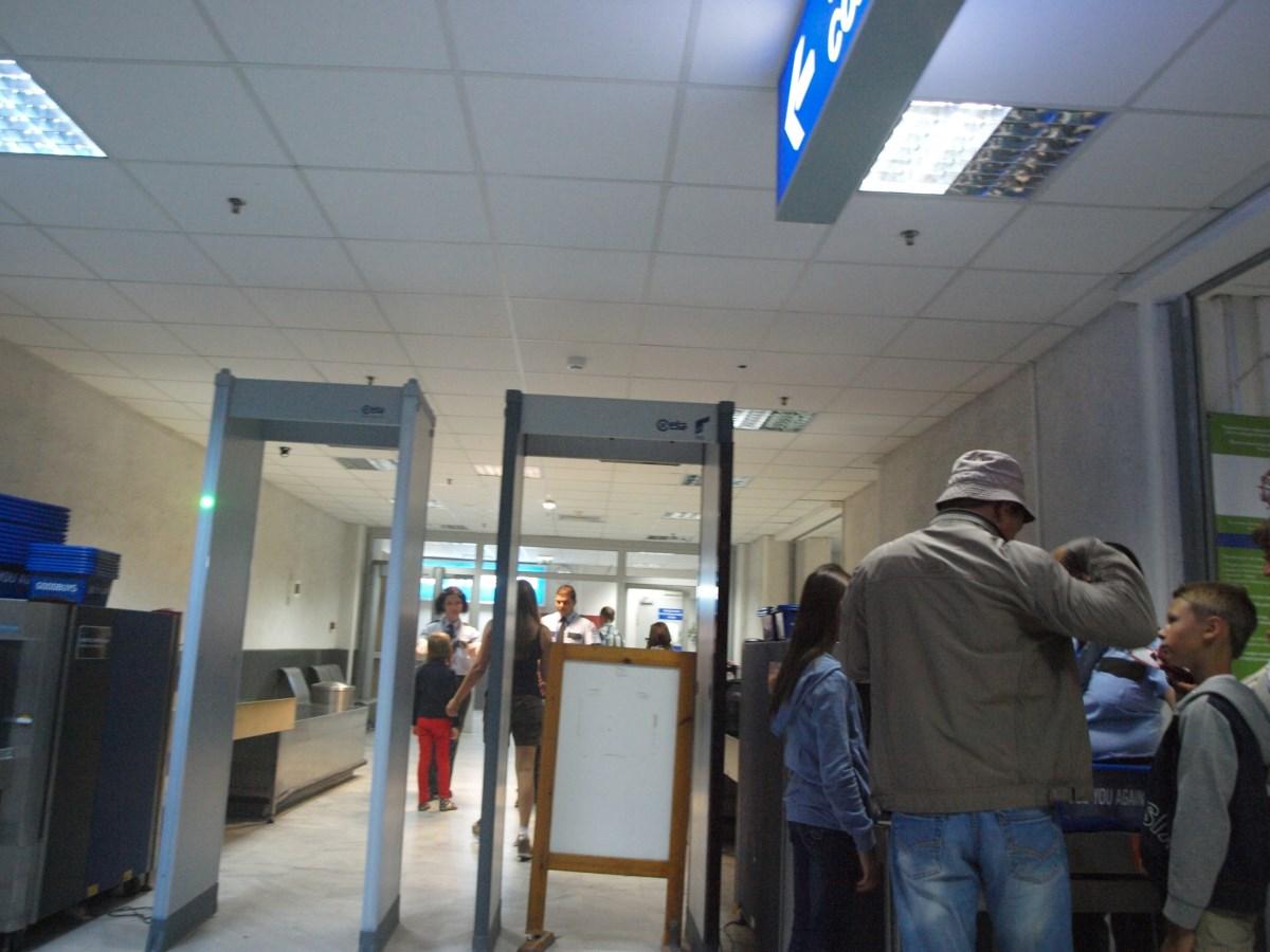 Аэропорт Никас Казантзакис в Ираклионе