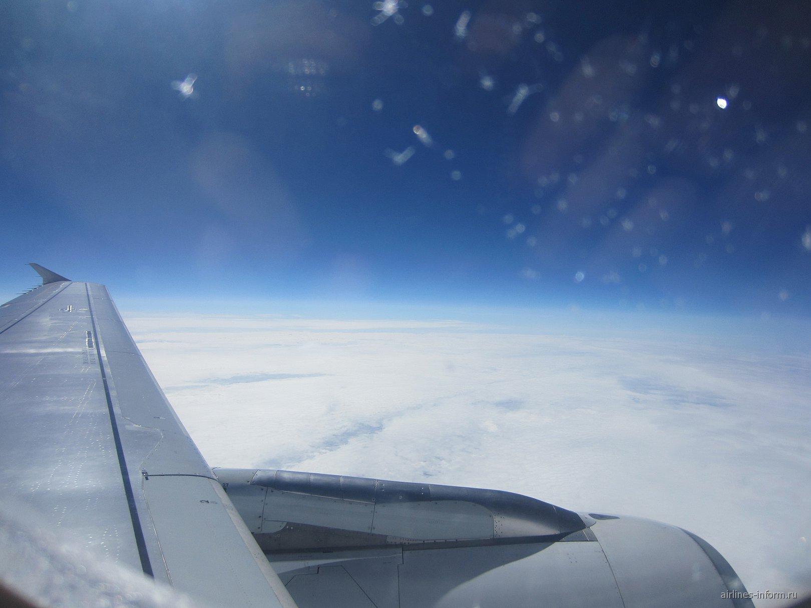Рейс Екатеринбург-Барселона Уральских авиалиний