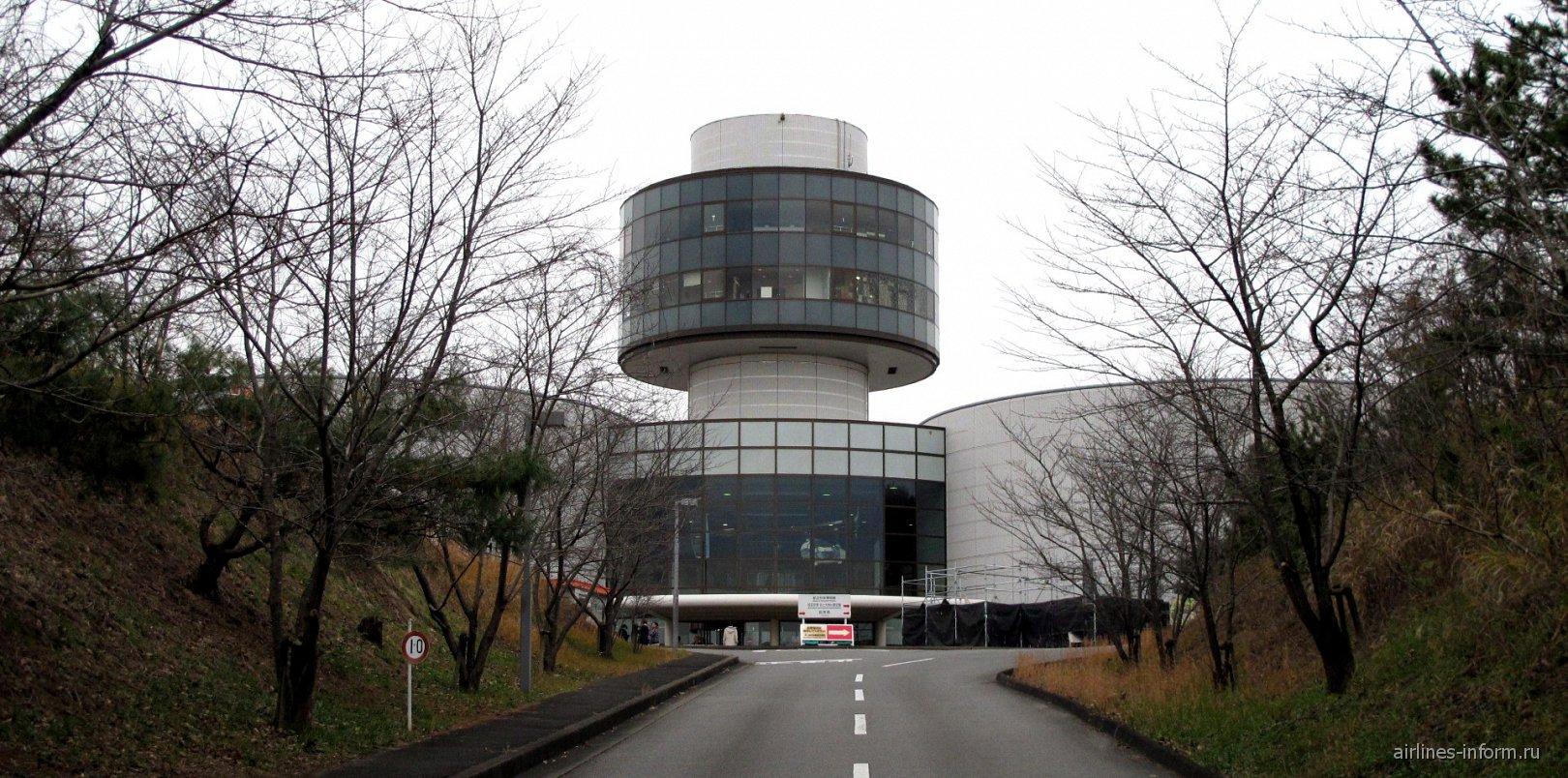 Авиационный музей в аэропорту Токио Нарита