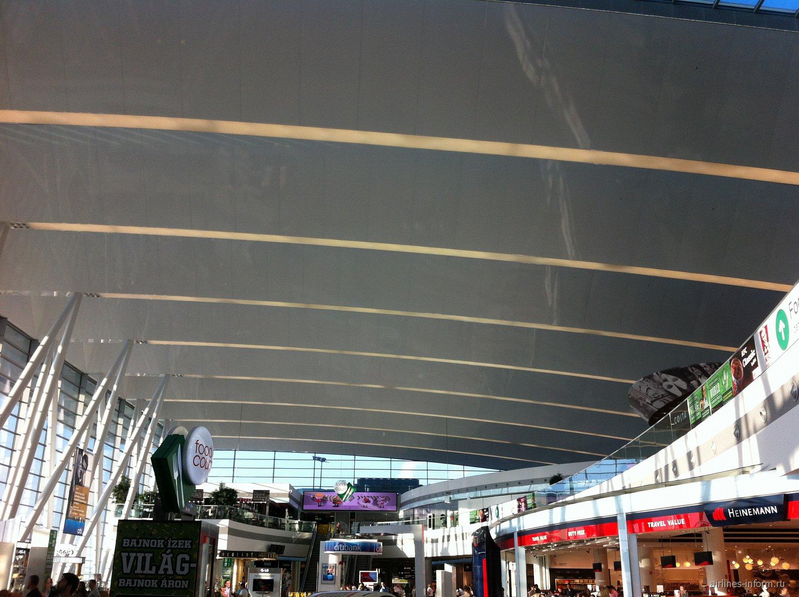 Вид на центральный терминал