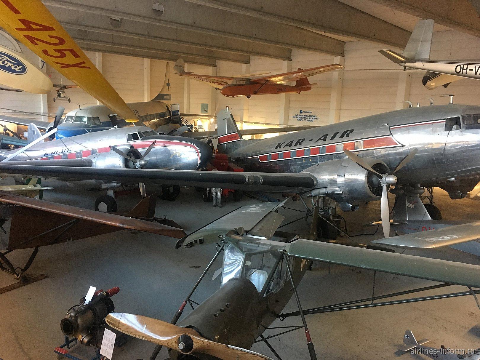 Finnish aviation museum  - специальный выпуск