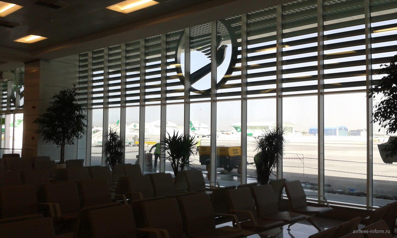 Аэропорт Ашхабада