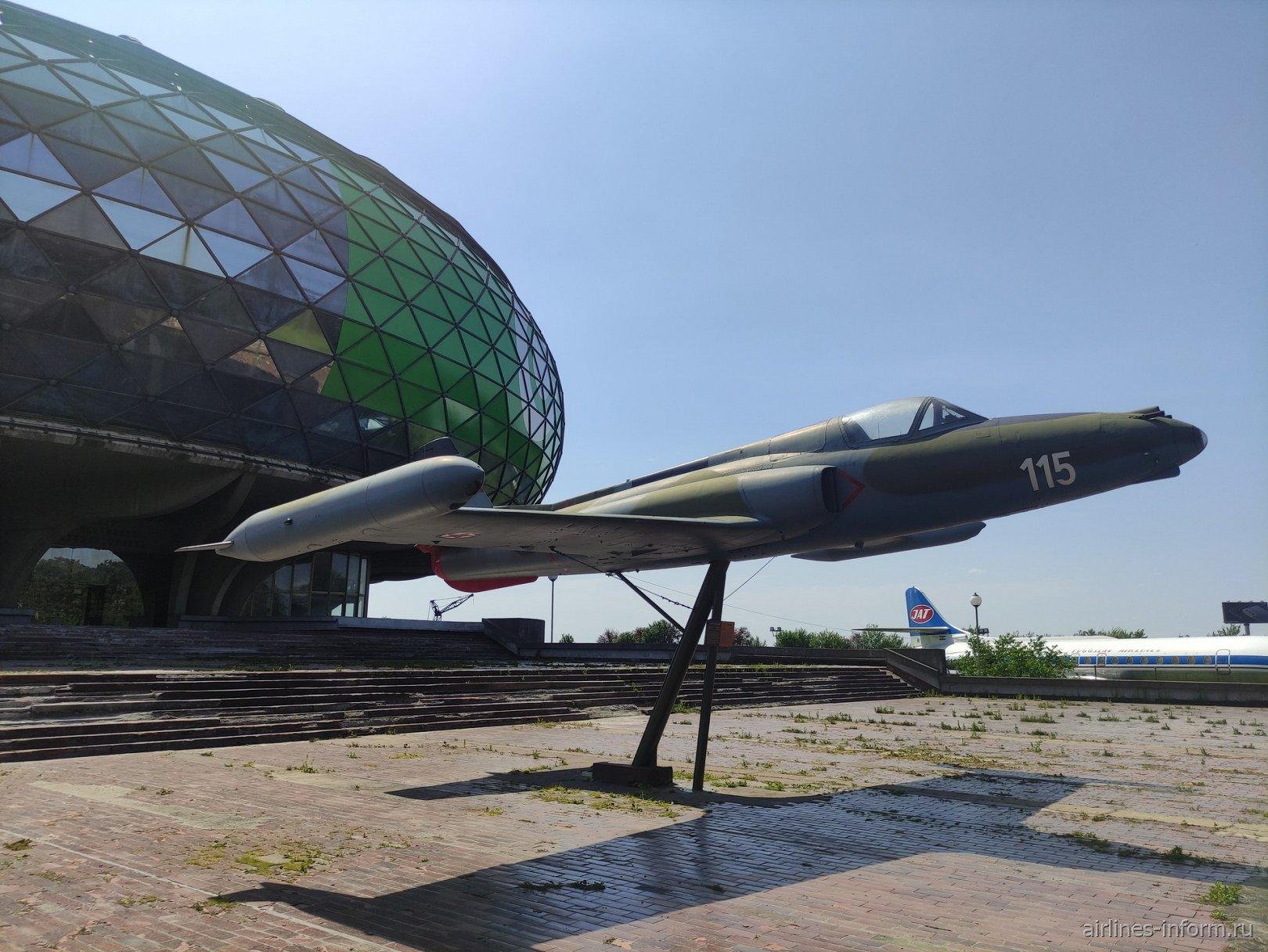 Музей воздухоплавания — Белград.