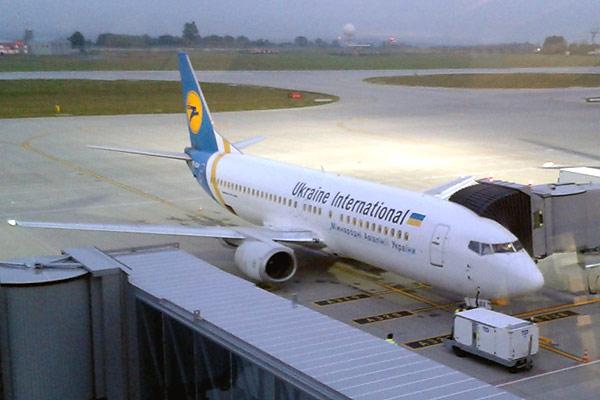Львов-Хургада-Львов с Международными авиалиниями Украины