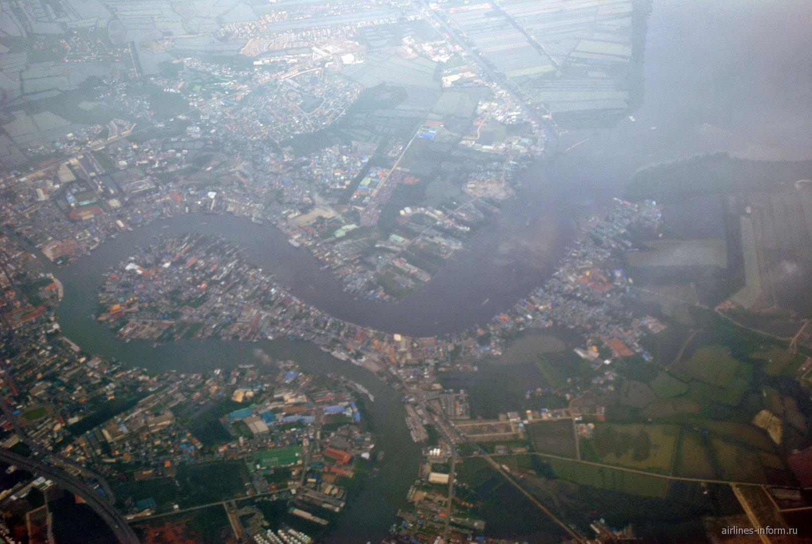 Устье реки в Таиланде