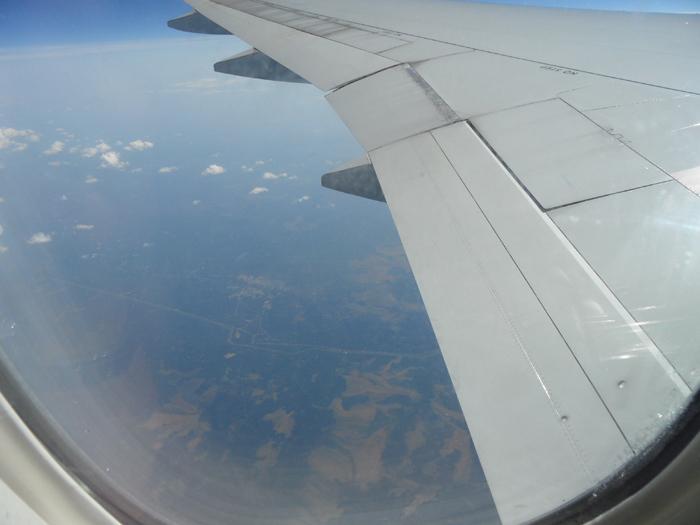 Рейс Петропавловск-Камчатский - Москва авиакомпании Трансаэро