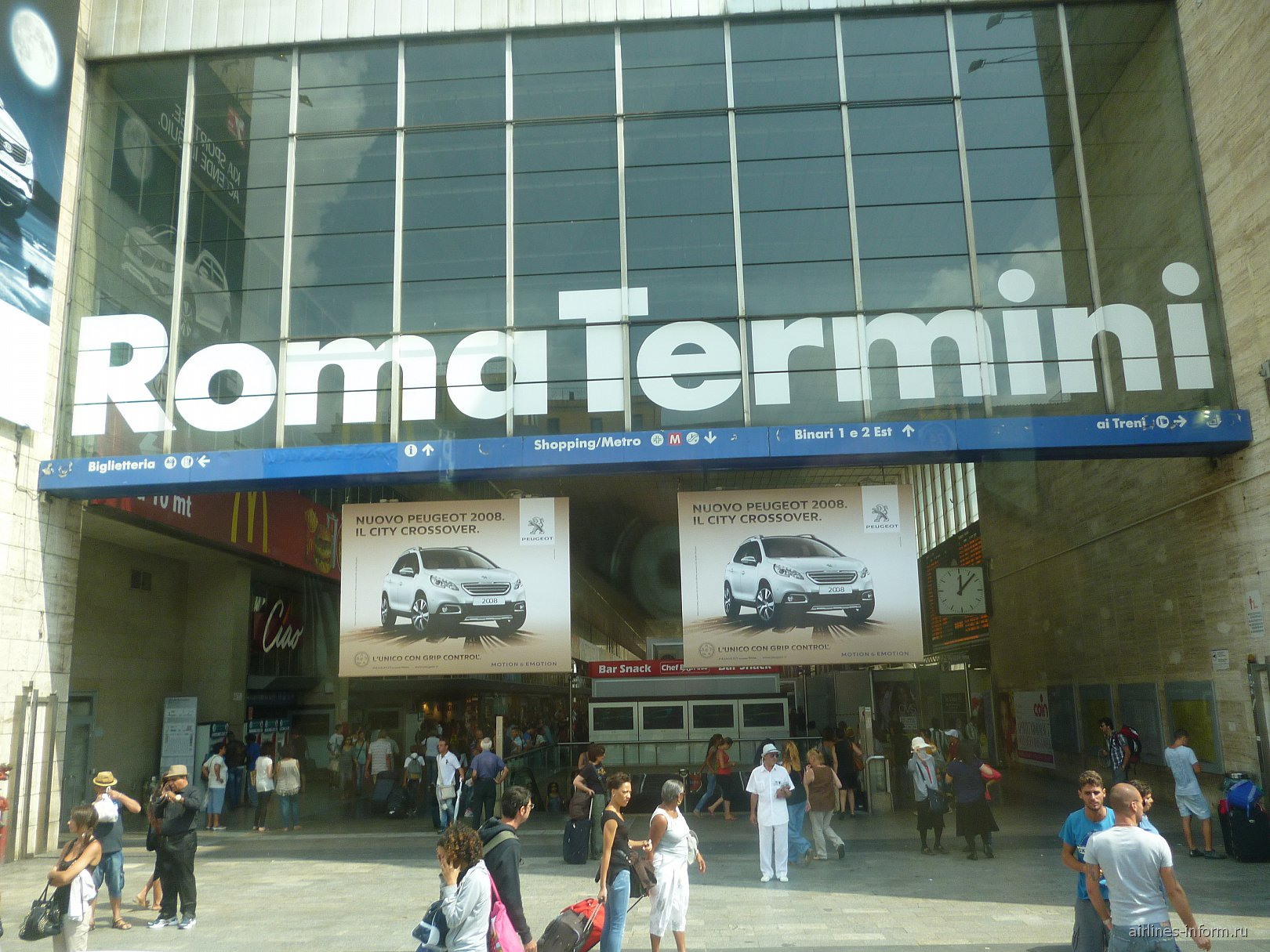 Roma-Terminia