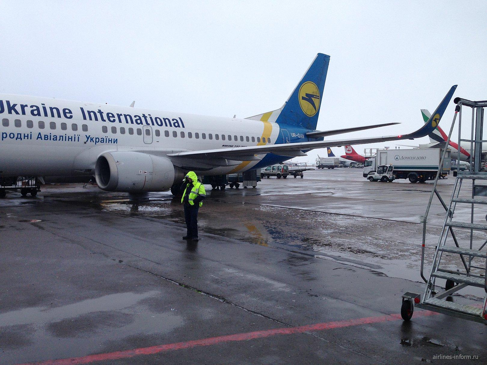 Галопом по стлицам! TSE→DME via KBP с Ukraine International Airlines. Часть 2