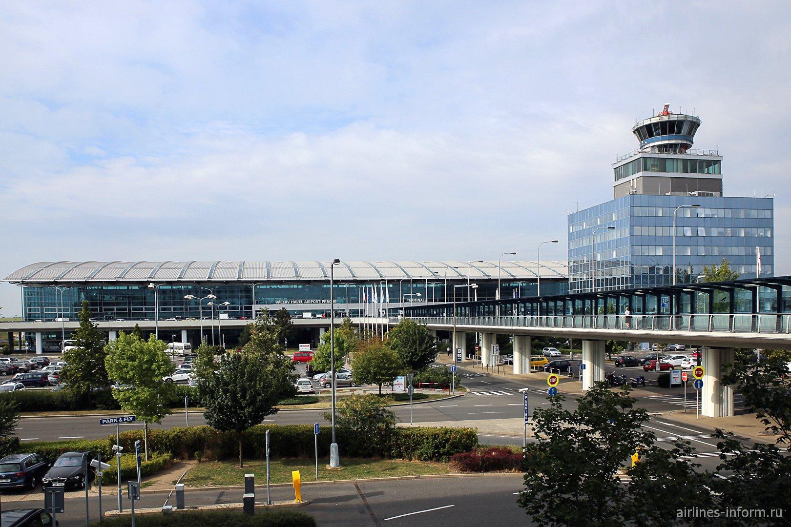 Терминал 2 аэропорта Прага Вацлав Гавел