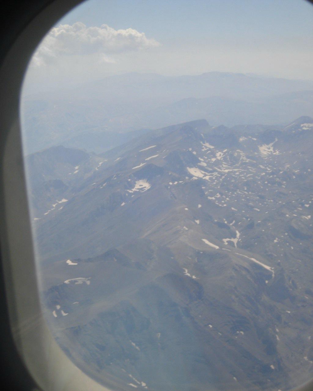 Istanbul-Adana flight