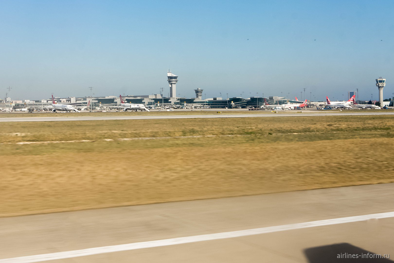 Аэропорт Стамбул имени Ататюрка