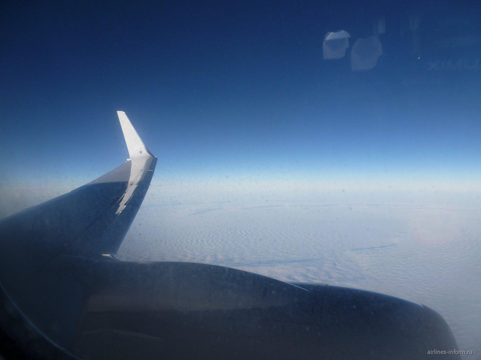 Рейс Ноябрьск-Москва авиакомпании ЮТэйр
