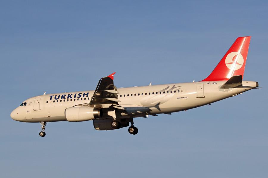 Самолёт 2005 года выпуска