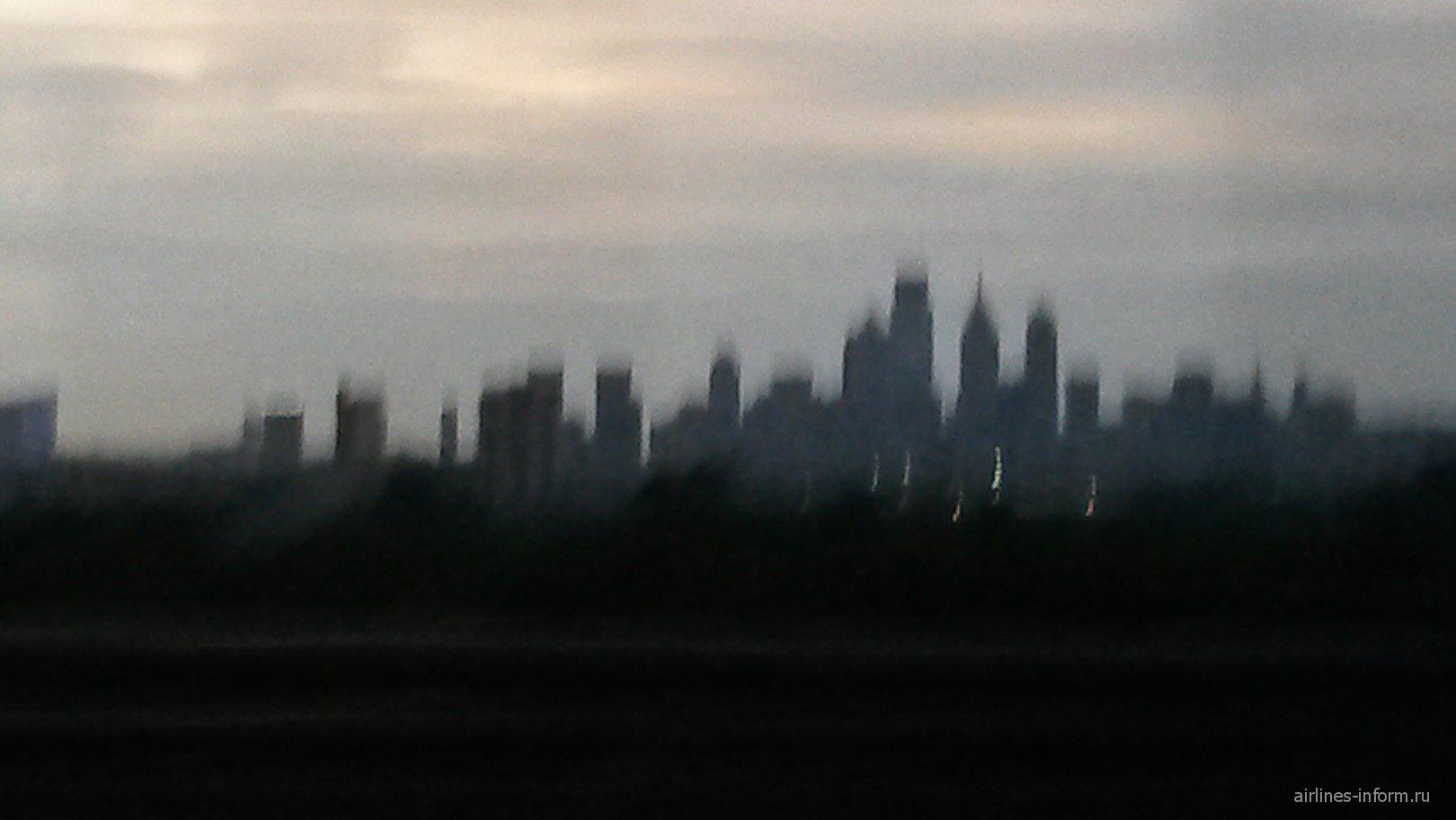 Центр Филадельфии