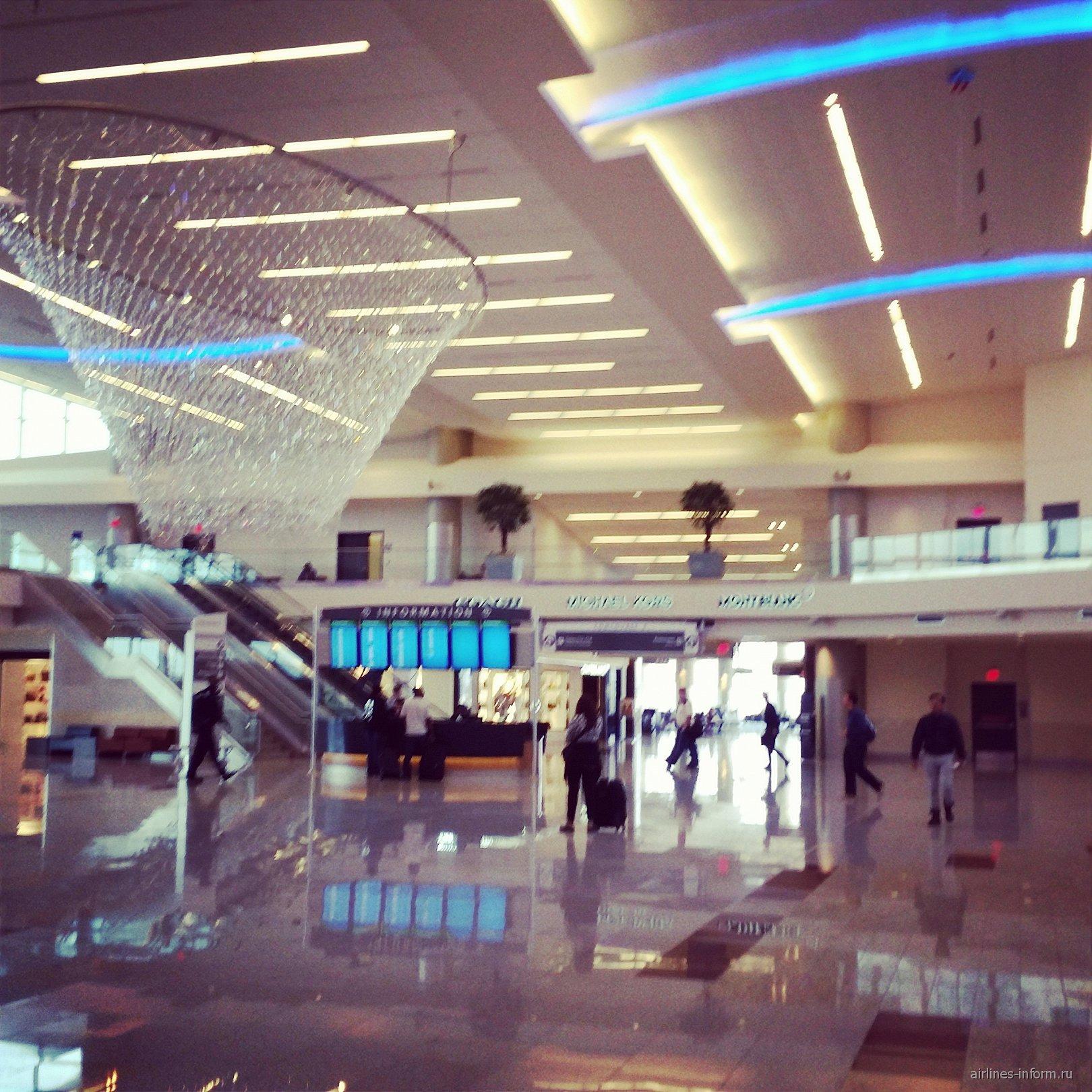 Аэропорт Атланты
