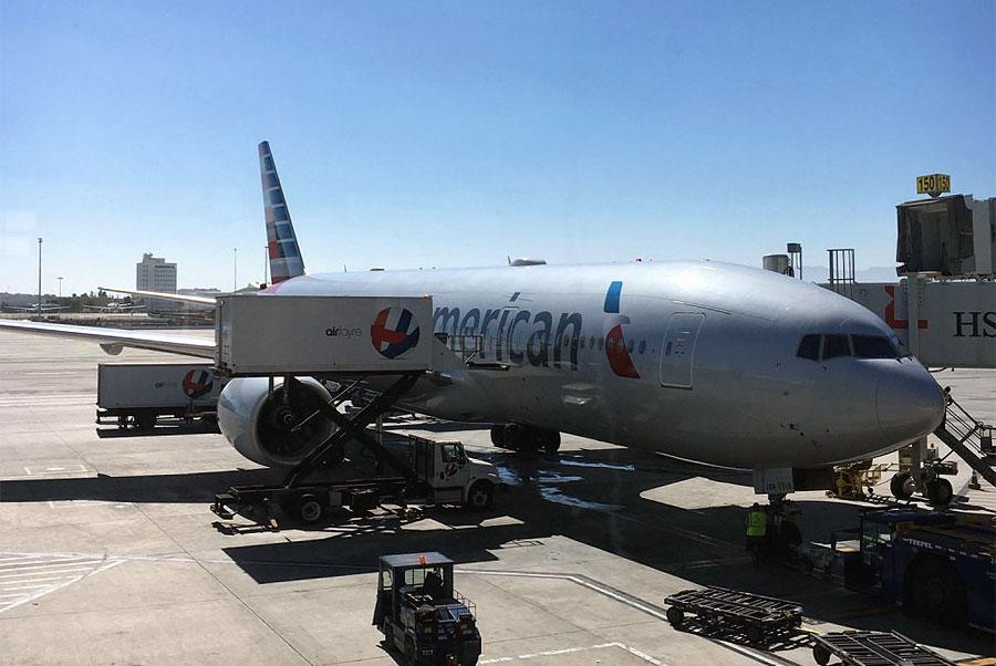 Перелет из Лос-Анджелеса (LAX) в Лондон Хитроу (LRH) c American Airlines