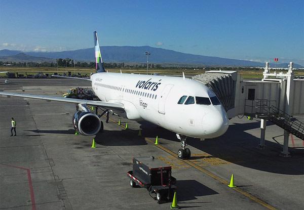 Мехико – Гвадалахара – Мехико на крыльях А-320 авиакомпании «Volaris», октябрь 2013